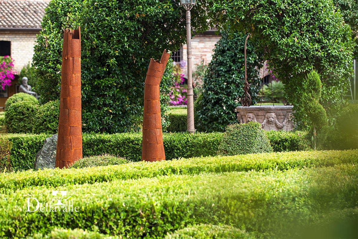 Giardino all italiana o all inglese for Realizzazione giardini firenze