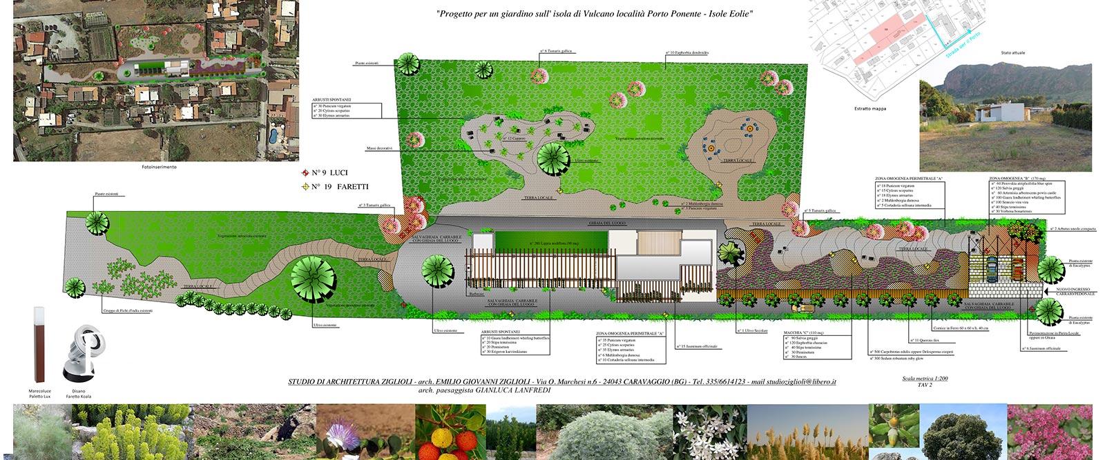 Metodo realizzazione giardini artistici tecnologici e di - Tavola valdese progetti approvati 2015 ...
