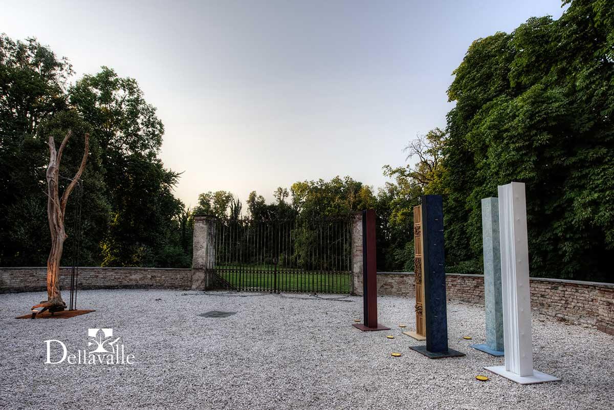 realizzazione giardini artistici