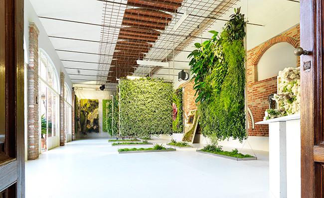 Showroom Dellavalle Giardini