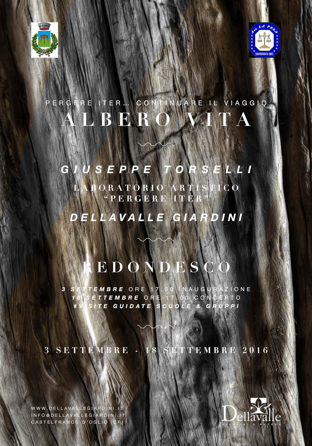 """Evento Redondesco """"Albero Vita"""""""