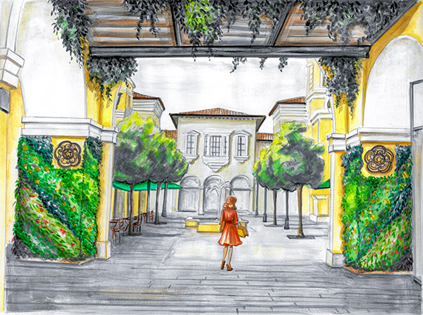 PROGETTO OUTLET